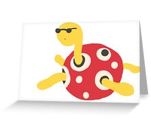 Cool Shuckle Greeting Card