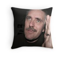 Eh? What Ya Say? Throw Pillow