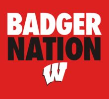 Wisconsin Badgers Basketball  by ChiefRed
