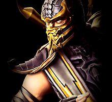 Scorpion MKX  by Estehm88