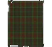 00302 Carlow County District Tartan  iPad Case/Skin