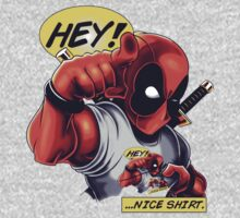 deadpool shirt by marvelicious