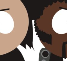 South Park Pulp Fiction Sticker