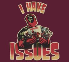 i have issues by marvelicious