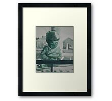 Uncle Jimmy Framed Print