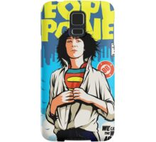 Power To The People Samsung Galaxy Case/Skin