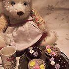 teddy's tea party by Emelia HVS