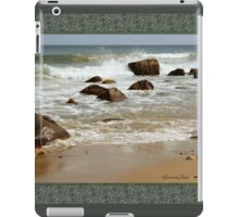 I Must Go Down to the Seas Again... iPad Case/Skin