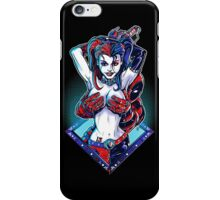 deadpool quinn iPhone Case/Skin
