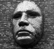 The Lawnmower Man meets the Drill Hall Lincoln by Ian Richardson