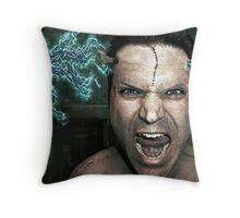 It's Alive!!! Throw Pillow