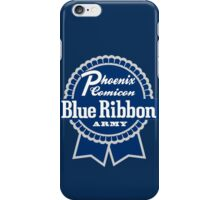 Blue Ribbon Army iPhone Case/Skin