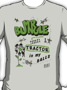 Mr Bungle Tractor Balls T-Shirt