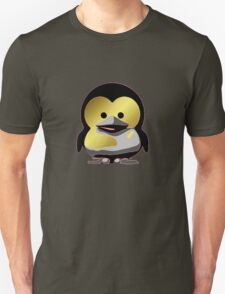 Linux Baby Tux d'Or Unisex T-Shirt