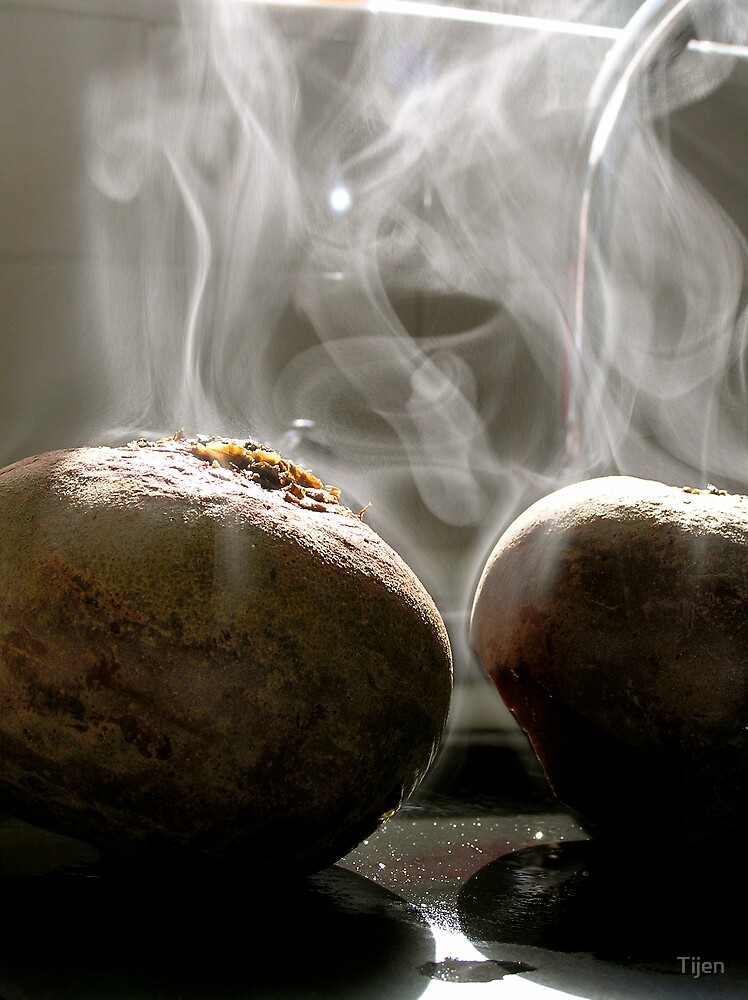 Smokin Pair by Tijen