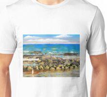 Corrimal Beach near Towradgi Pool Unisex T-Shirt