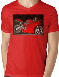 DUCATI 1098s Mens V-Neck T-Shirt