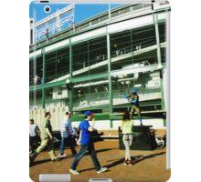 Baseball Dream iPad Case/Skin