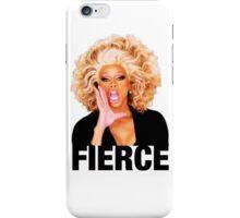 FIERCE - Rupaul iPhone Case/Skin