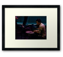 Vienna Teng At The Bimhuis 7 Framed Print