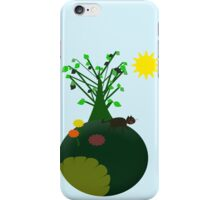 Live, laugh, play iPhone Case/Skin