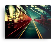 Williamsburg Bridge Metal Print