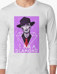 I Am A Diamond Long Sleeve T-Shirt