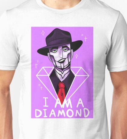 I Am A Diamond Unisex T-Shirt