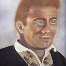 James Dean by MagsWilliamson