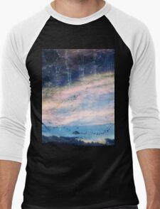 fantasy skies Men's Baseball ¾ T-Shirt