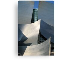 Disney Theater Canvas Print