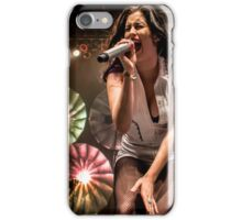 LAUREN PERFORMING 2.0 iPhone Case/Skin
