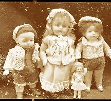 Old Dolls by BCasTal