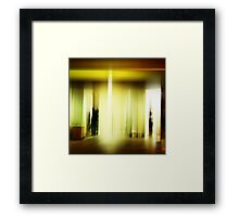 Vision Framed Print