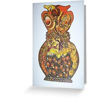LESSONS Greeting Card