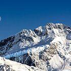 Mt Sefton 3 by Charles Kosina