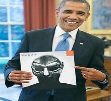 Obama by Haynes2va