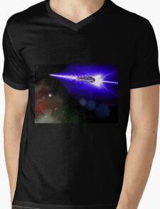 Culture GOU Mens V-Neck T-Shirt