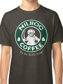 Nilbog Coffee Milk Classic T-Shirt