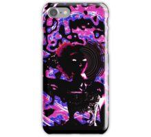 Purple Barbie Salutes Eternity iPhone Case/Skin