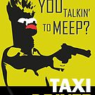beeker  vs taxidriver by kennypepermans