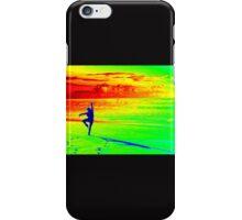 Ballet on acid iPhone Case/Skin
