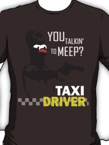 beeker  vs taxidriver T-Shirt