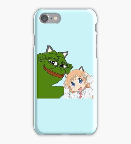 Anime Pepe iPhone Case/Skin