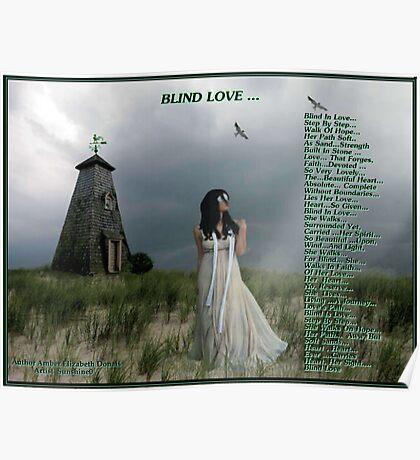 Blind Love... Poster