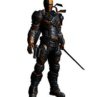 Deathstroke by Gento