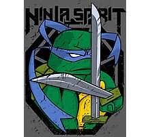 Ninja Spirit - Leo Photographic Print