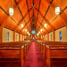 First Christian Church, Plymouth NC by Joel Hall