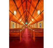 First Christian Church, Plymouth NC Photographic Print