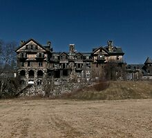 School for the broken by dreckenschill